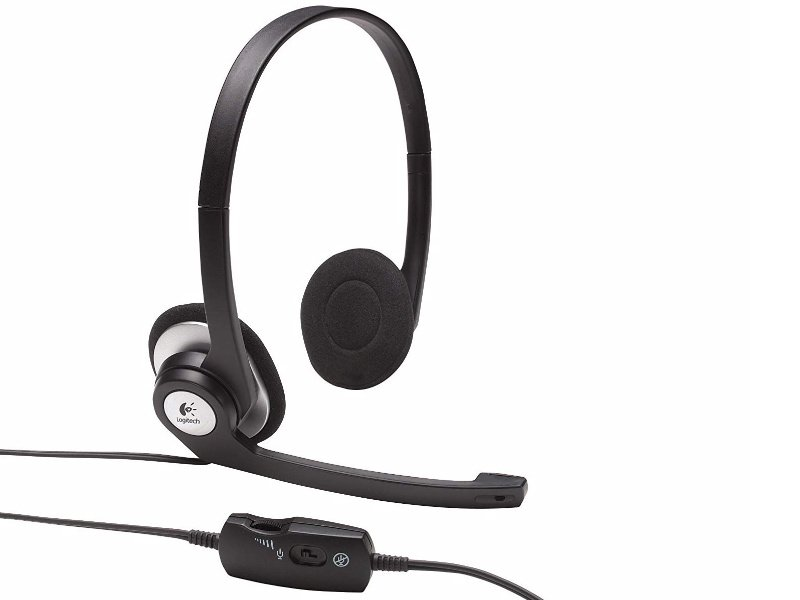 LOGITECH OEM Clearchat Stereo Headset