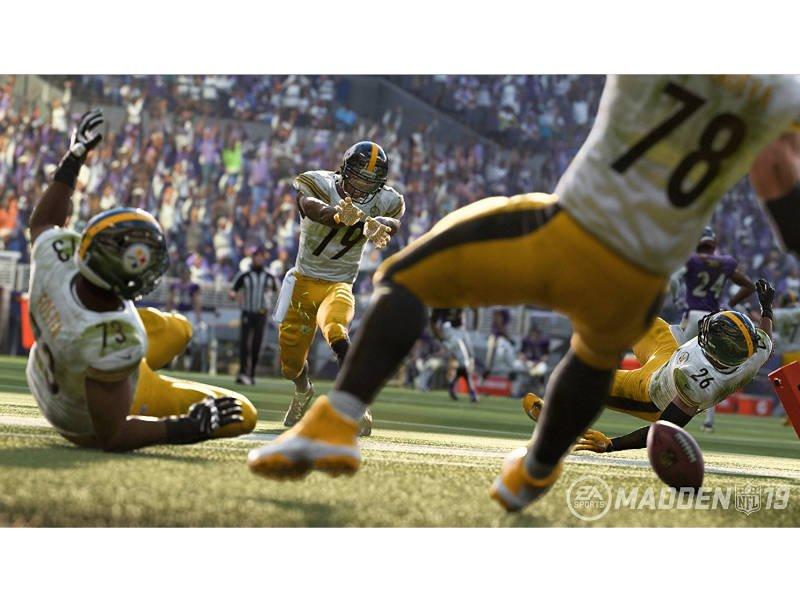 Madden NFL 19 PS4 Konzol, Játékok