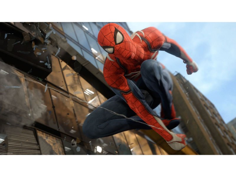 Marvel's Spider-Man PS4 (Magyar felirattal)