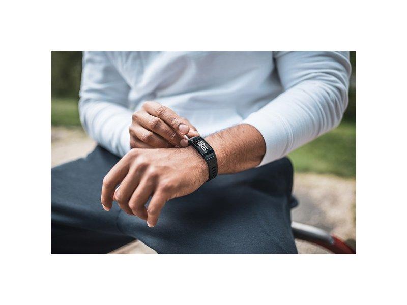 Niceboy X-fit Active Fitnesz karkötő (XFIT-ACTIVE) Fekete