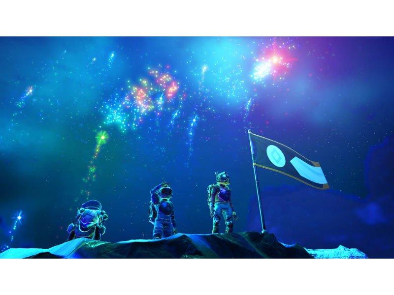 No Man's Sky Beyond PS4