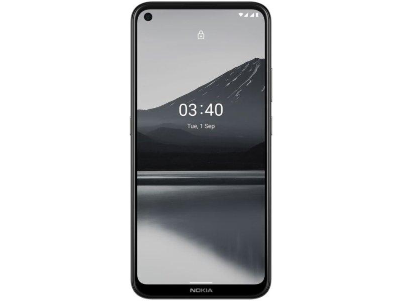 Nokia 3.4 Dual-Sim 64GB (6438409052360) Faszén