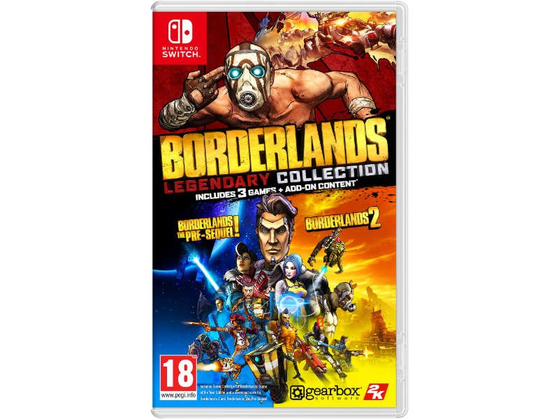 Borderlands: Legendary Collection Nintendo Switch