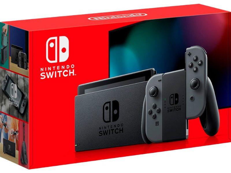 Nintendo Switch Konzol