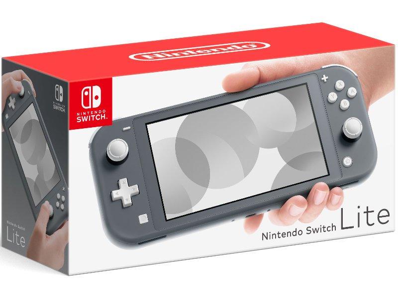 Nintendo Switch Lite Konzol Szürke
