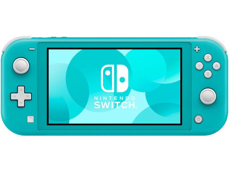 Nintendo Switch Lite Konzol Türkiz