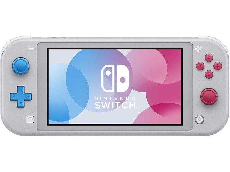 Nintendo Switch Lite Konzol Zacian & Zamazenta Edition