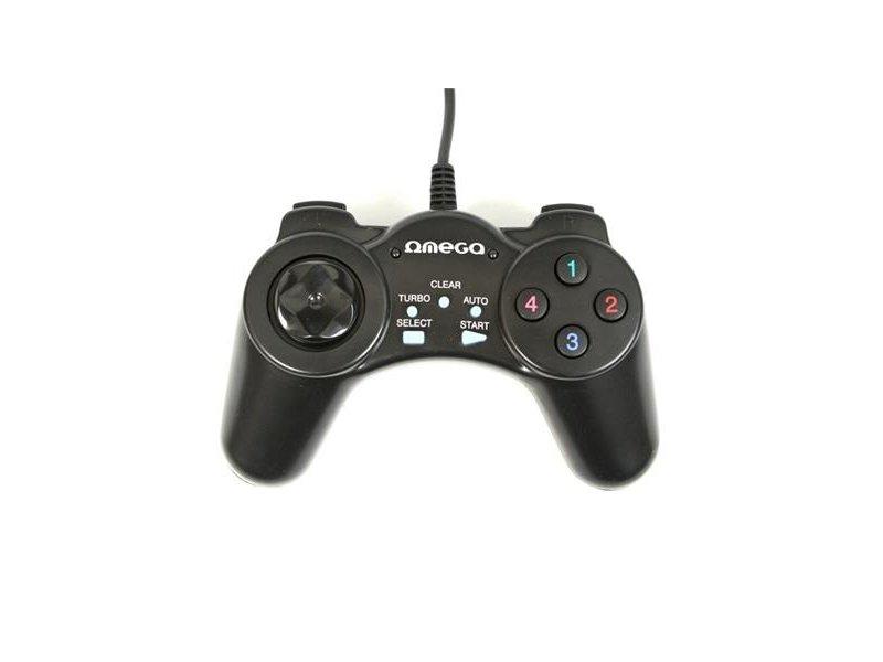 Omega Tornado Vezetékes Kontroller PC (OGP70)