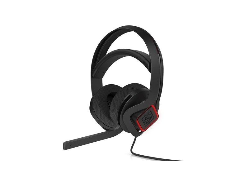 HP OMEN Mindframe Prime Headset (6MF35AA) Fekete