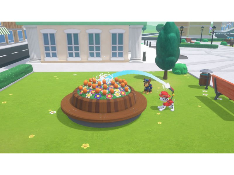 Paw Patrol: Mighty Pups Save Adventure Bay PS4