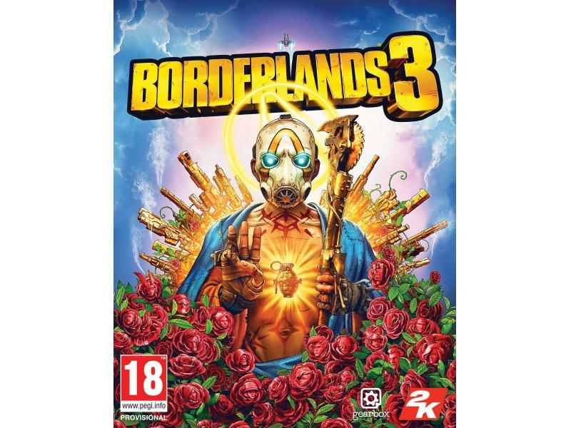 Borderlands 3 Super Deluxe Edition (PC) DIGITÁLIS Epic Games Store Kulcs
