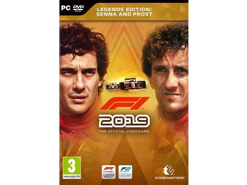 F1 2019 Legends Edition (PC) DIGITÁLIS