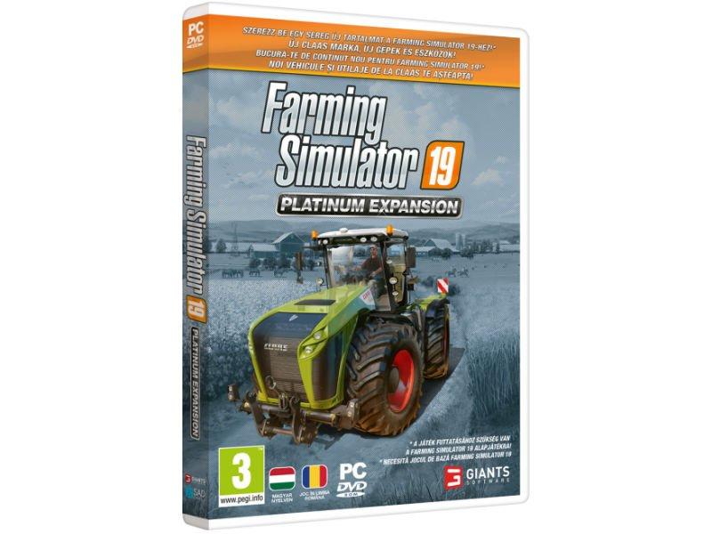 Farming Simulator 19 Platinum Expansion PC