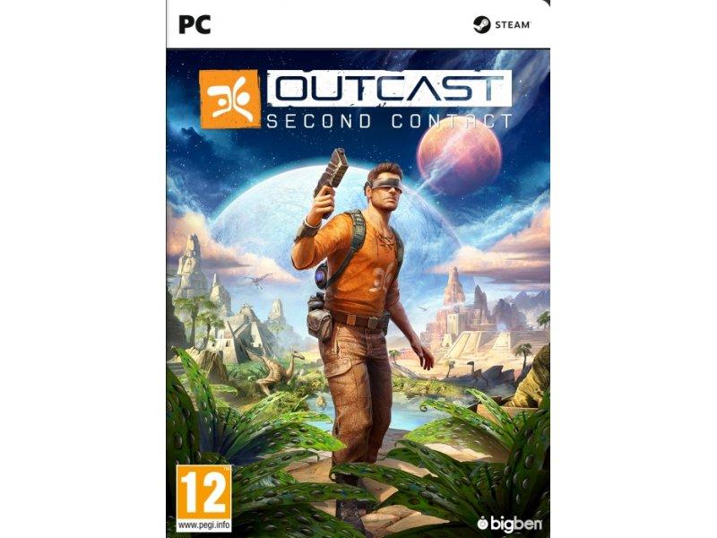 Outcast: Second Contact (PC) DIGITÁLIS