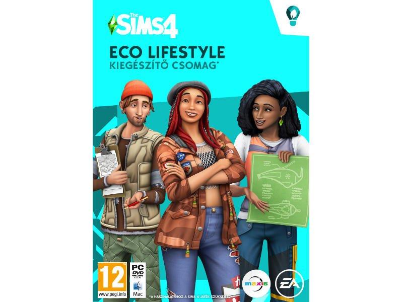 The Sims 4 Eco Lifestyle PC/MAC