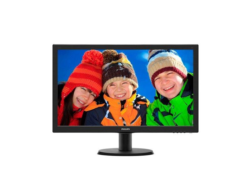 "Philips 23.6"" FullHD TN LED monitor (243V5LSB/00)"