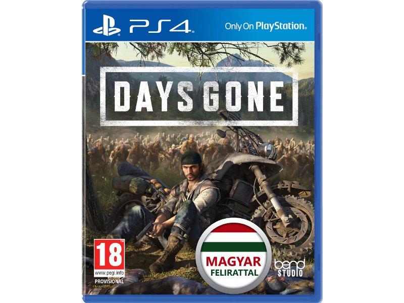 Days Gone PS4 (Magyar felirattal)
