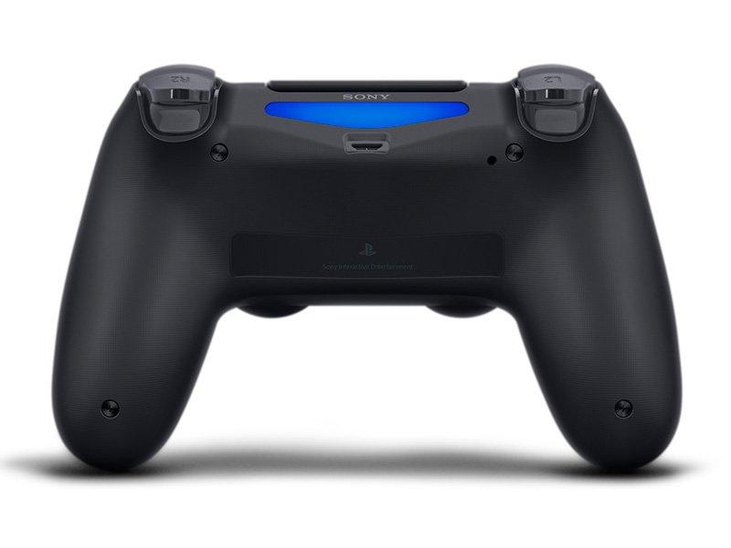 PlayStation 4 (PS4) DualShock 4 V2 Kontroller (Fekete)