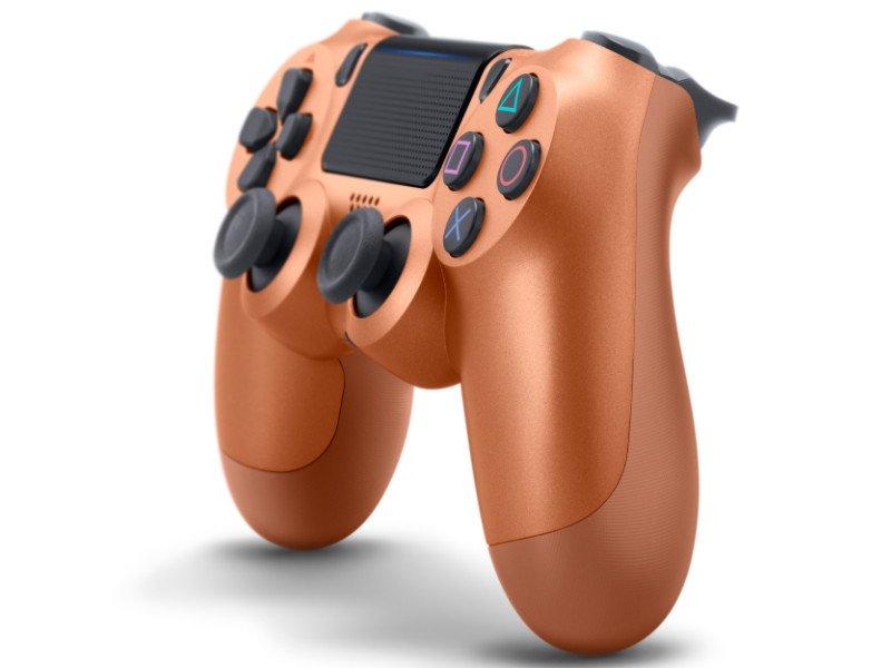 PlayStation 4 (PS4) DualShock 4 V2 Kontroller (Bronz)