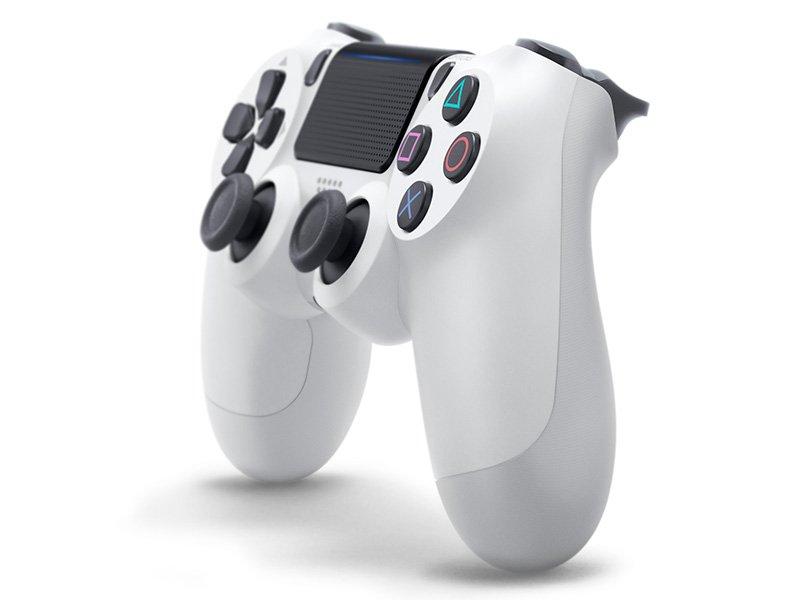 PlayStation 4 (PS4) DualShock 4 V2 Kontroller (Fehér)
