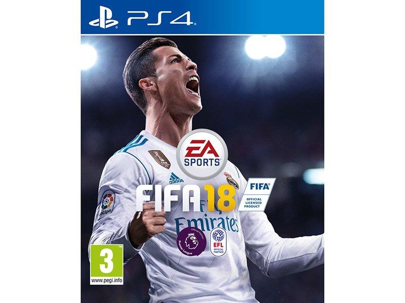Fifa 18 PS4Fifa 18 PS4