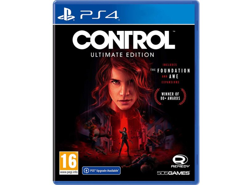 Control Ultimate Edition PS4 - PS5