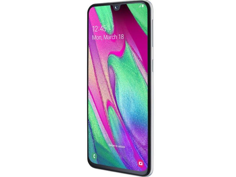 Samsung Galaxy A40 DualSIM (SM-A405FZWDXEH) Fehér