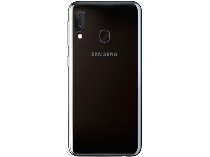 Samsung Galaxy A20e DualSIM (SM-A202FZKDXEH) Fekete