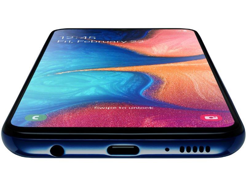 Samsung Galaxy A20e DualSIM (SM-A202FZBDXEH) Kék