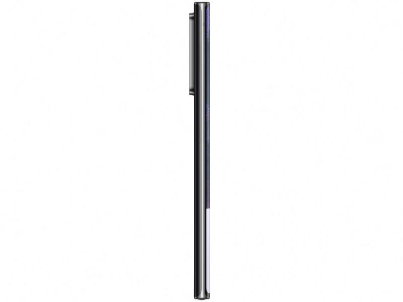 Samsung Galaxy Note 20 Ultra 5G 256GB Dual-SIM (SM-N986BZKGEUE) Misztikus Fekete
