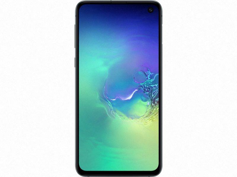 Samsung Galaxy S10e Dual-Sim 128GB (SM-G970FZGD) prizma zöld