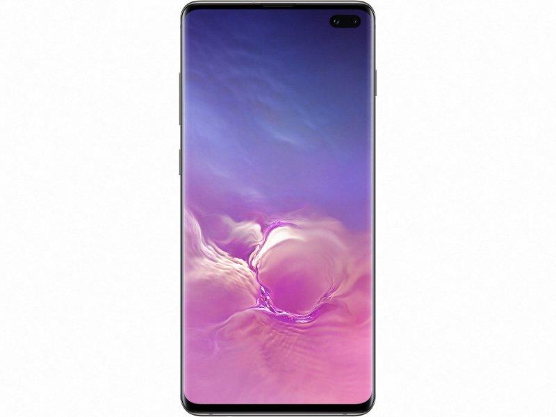Samsung Galaxy S10+ Dual-Sim 128GB (SM-G975FZKD) Prizma Fekete