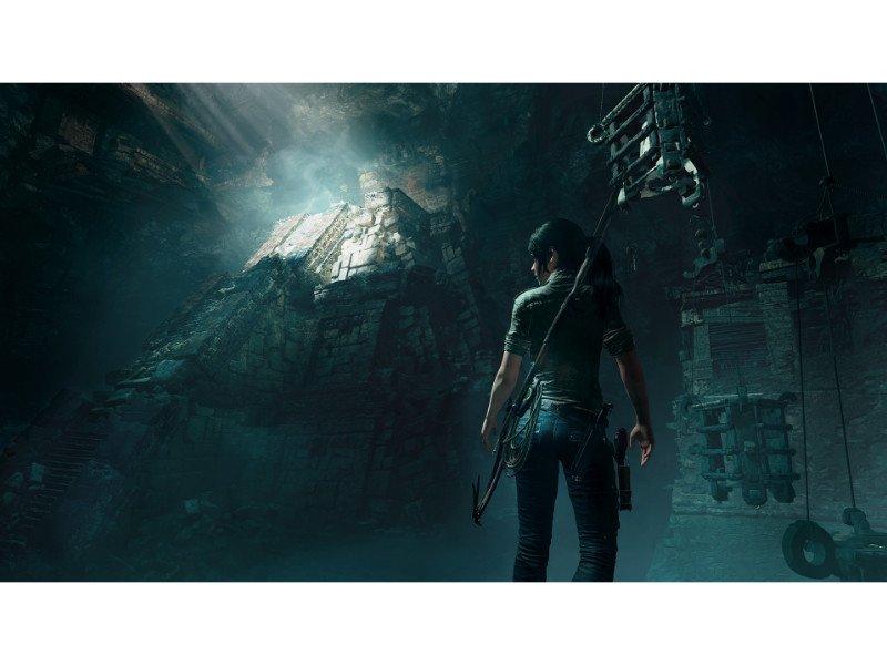 Xbox One X 1TB Konzol Shadow of the Tomb Raider csomag