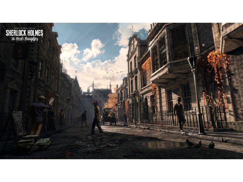 Sherlock Holmes: The Devil's Daughter (PC) DIGITÁLIS