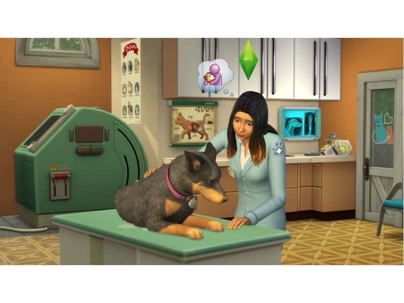 The Sims 4 Cats and Dogs PC/MAC