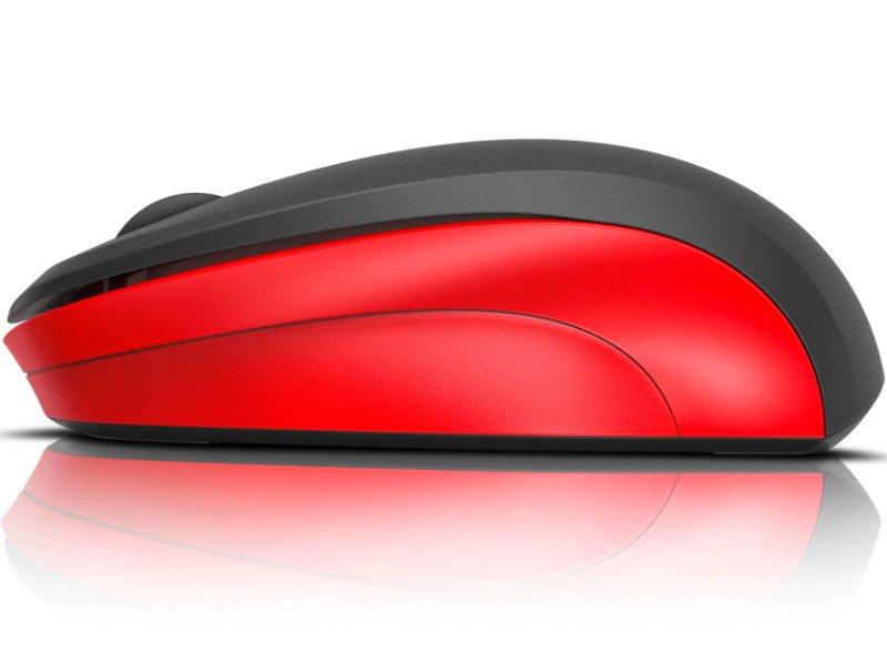 Speedlink (SL-630000-BKRD) LEDGY Vezeték nélküli Egér Fekete-piros