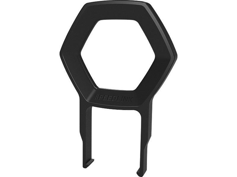 Speedlink (SL-670000-BK-HU) FERUS Gaming Vezetékes billentyűzet Fekete