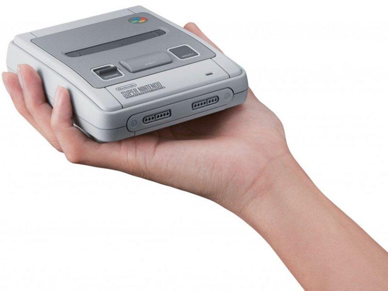 Super Nintendo Classic Edition: Super Nintendo Entertainment System (SNES MINI)