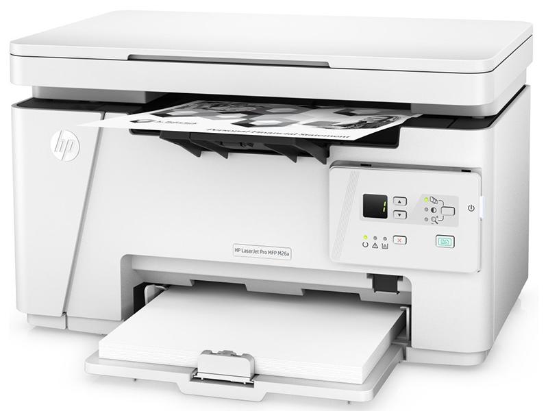 HP LaserJet Pro M26a MFP (T0L49A)