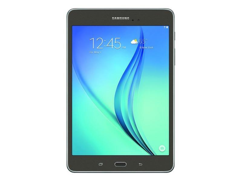 """SAMSUNG Galaxy Tab A (T550) 9.7\"""" 16GB fekete"""