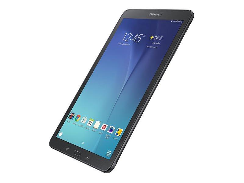 """SAMSUNG Galaxy Tab E (T560) 9.6\"""" 8GB fekete"""