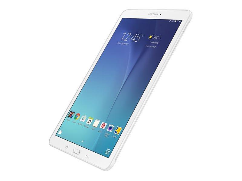 """SAMSUNG Galaxy Tab E 9.6"""" Wi-Fi 8GB (T560) fehér"""