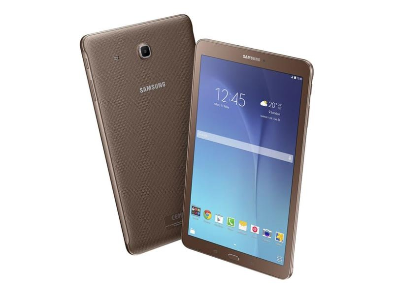 "SAMSUNG Galaxy Tab E 9.6"" Wi-Fi 8GB (T560) barna"