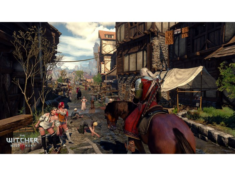 The Witcher 3 (III): Wild Hunt Game + Expansion Pass (PC) DIGITÁLIS