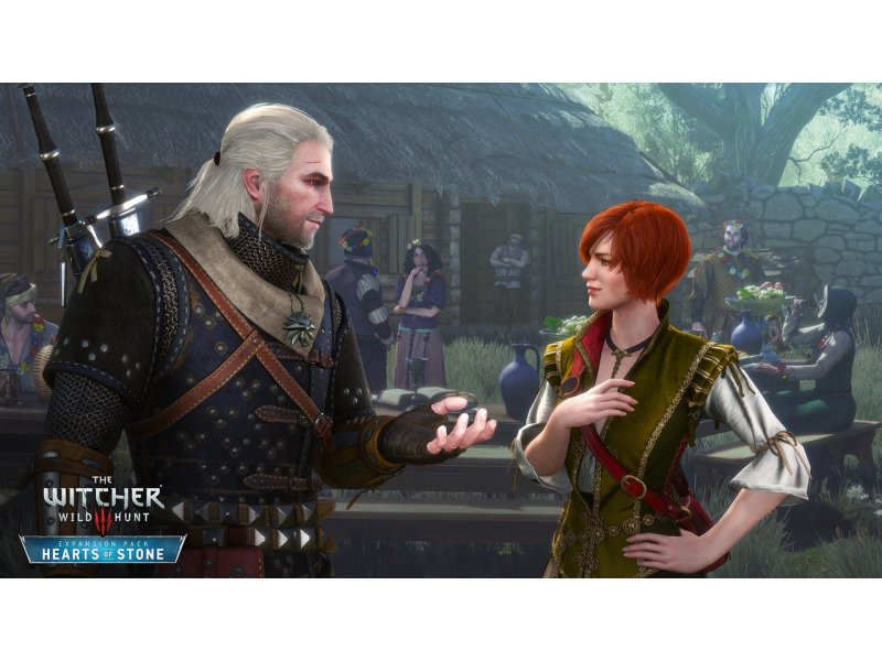 The Witcher 3 (III): Wild Hunt - Hearts of Stone (PC) DIGITÁLIS