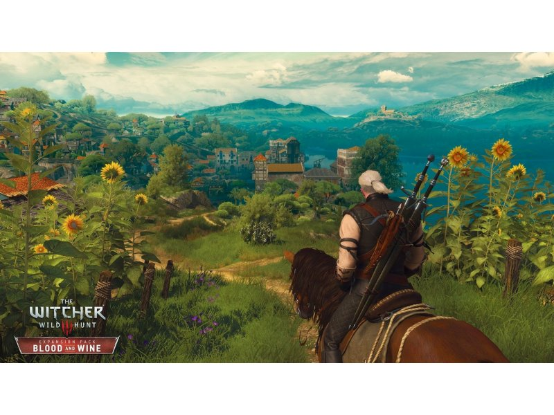 The Witcher 3 (III): Wild Hunt - Blood and Wine (PC) DIGITÁLIS