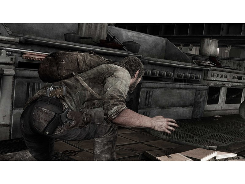 The Last Of Us Remastered (PlayStation Hits) PS4