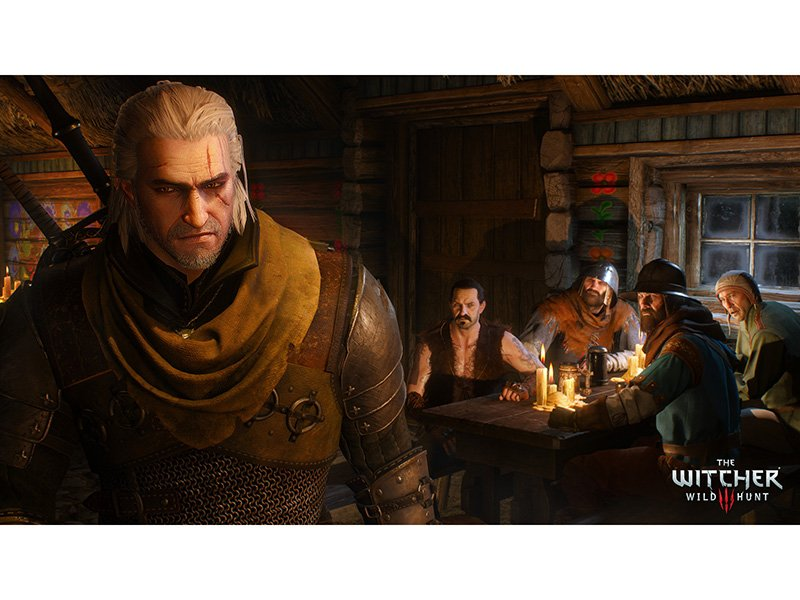 The Witcher 3 (III): Wild Hunt Game of the Year Edition PC