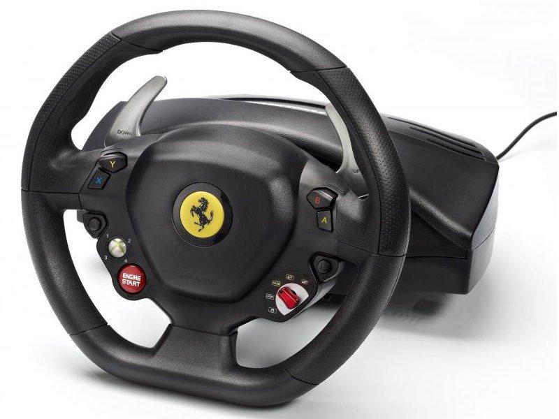 Thrustmaster Ferrari 458 Játékvezérlő Kormány PC/Xbox 360 (4460094)