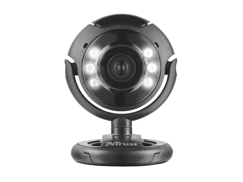 Trust Spotlight Pro webkamera (16428) fekete